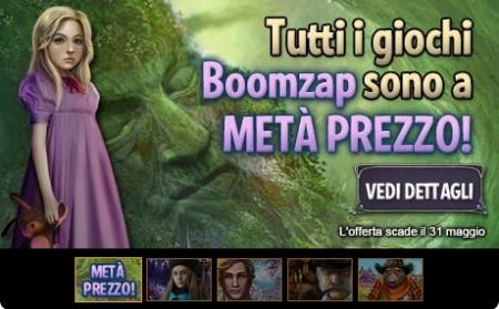 Boomzap Metà Prezzo