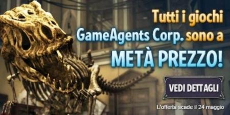 Giochi GameAgents a Metà Prezzo