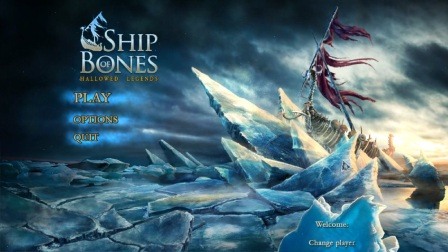 Hallowed Legends 3 Ship of Bones Collector's Edition