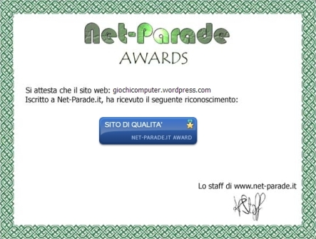 net-parade-award